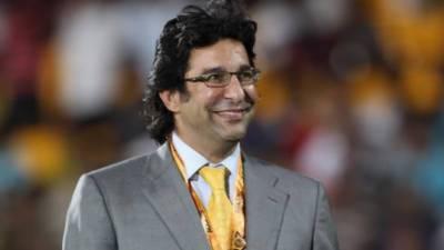 وسیم اکرم نے پاکستان تحریک انصاف میں شمولیت کی خبروں کی تردید کر دی