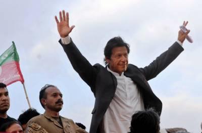 2018 الیکشن کا سال ہے ، لاہور پنجاب اور پنجاب پاکستان کا فیصلہ کرتا ہے:عمران خان