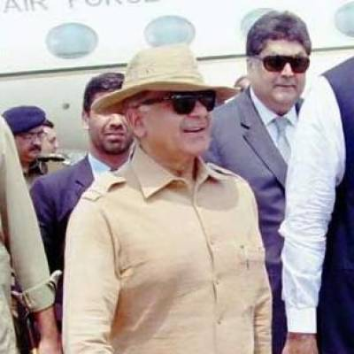 وزیراعلیٰ پنجاب شہباز شریف11روز بعد لندن سے لاہور پہنچ گئے