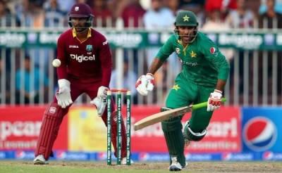 ویسٹ انڈیز کیخلاف پہلا ٹی20 :پاکستان نے پہلے ٹی 20 کیلئے پلیئنگ الیون فائنل کرلی