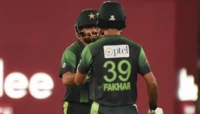 پاکستان نےویسٹ انڈیزکو 143 رنز سے شکست دے دی