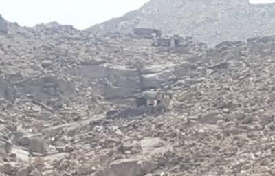 مکہ مکرمہ کی پہاڑیوں پر سینکڑوں غیر قانونی پاکستانی خاندانوں کے ڈیرے