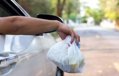 سعودی عر ب میں چلتی گاڑی سے کچراپھینکنے والے ڈرائیوروں پر مزید سختی کرنے کا منصوبہ