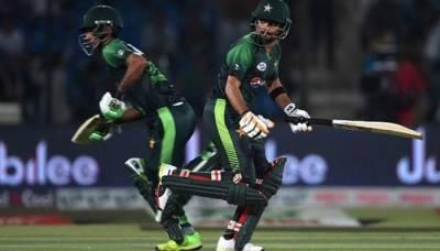 دوسرا ٹی ٹوئنٹی : پاکستان نے ویسٹ انڈیز کو 206 رنز کا ہدف دے دیا