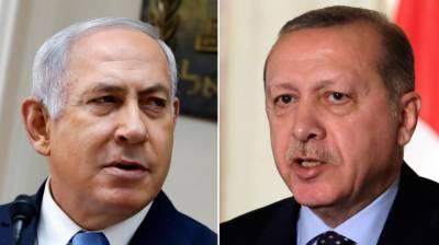 ترک صدر نے اسرائیلی وزیراعظم کو دہشت گرد قرار دے دیا