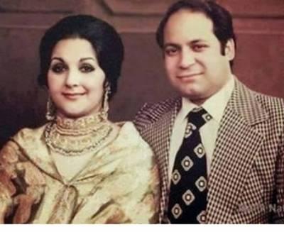 نواز شریف اور بیگم کلثوم نواز آج شادی کی 47ویں سالگرہ منا رہے ہیں