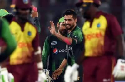 پاکستان اور ونڈیز کرکٹ ٹیم کے درمیان تیسرا میچ آج کھیلا جائے گا