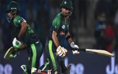 پاکستان کا ویسٹ انڈیز کیخلاف ٹی ٹوئنٹی سیریز میں وائٹ واش