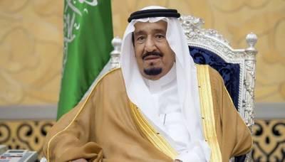 سعودی عرب آزاد ریاست کے فلسطینی حق کی حمایت کرتا ہے، شاہ سلمان