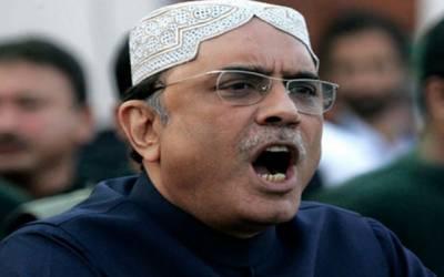 میاں صاحب اس مرتبہ پنجاب کی وزارت اعلیٰ بھی آپکو نہیں لینے دینگے: آصف زرداری