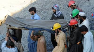 قلات کے علاقے سیاہ کمب میں کوئلے کی کان میں گیس بھرنے سے 6 مزدور جاں بحق