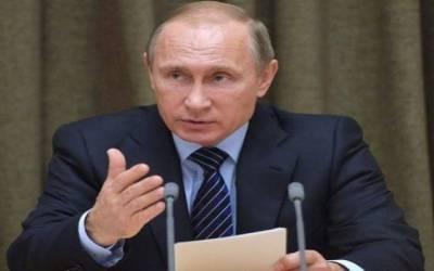 داعش دنیا بھر کے ممالک میں حملے کرسکتی ہے: ولادی میر پیوٹن