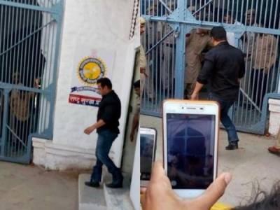 بالی ووڈ اداکار سلمان خان کی درخواست ضمانت منظور