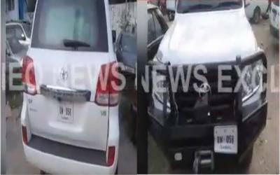 امریکی سفارت خانے کی گاڑی کی ٹکر سے نوجوان جاں بحق