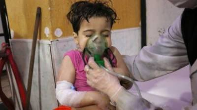 شام میں موت کا رقص جاری،کیمیائی حملے میں بچوں سمیت70 افراد لقمہ اجل بن گئے