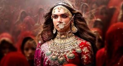 فلم ''پدماوت''نے 300 کروڑ روپے سے زائد کا بزنس کر لیا