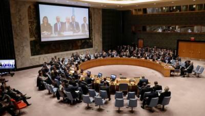 روس نے سلامتی کونسل میں امریکی قرارداد ویٹو کر دی