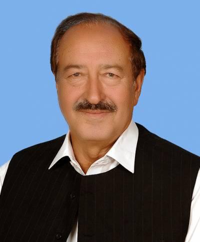 پی ٹی آئی ایم این اے سراج محمد خان مسلم لیگ (ن) میں شامل