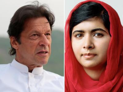 ملالہ اور عمران نے زیادہ سراہے جانیوالی شخصیت کی فہرست میں جگہ بنا لی