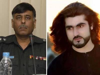 نقیب اللہ قتل کیس، راؤ انوار کی شوٹر ٹیم کا رکن پولیس اہلکار گرفتار