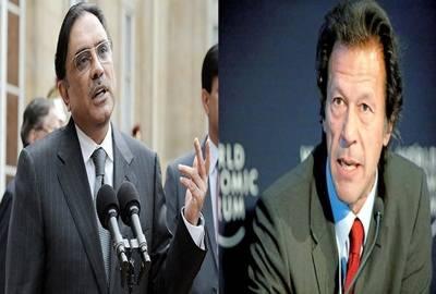 عمران خان اور آصف زرداری کی جسٹس اعجاز الاحسن کی رہائش گاہ پر فائرنگ کی مذمت
