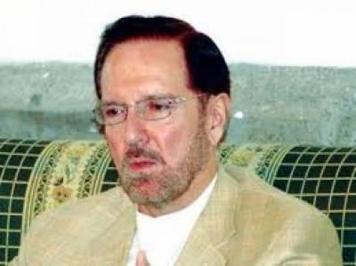 ق لیگ کے سابق سینیٹر سلیم سیف اللہ کا الیکشن میں پی ٹی آئی کی سپورٹ کا اعلان