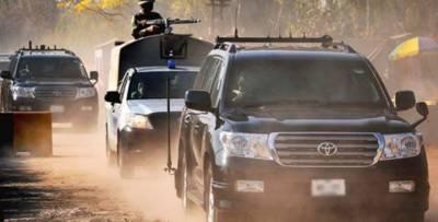 چیف جسٹس کا پشاور میں غیر متعلقہ افراد سے سیکیورٹی واپس لینے کا حکم