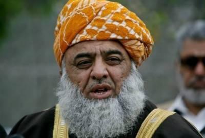 چوہدری نثار جیسے باعزت شخص کو پی ٹی آئی میں نہیں جانا چاہیے: مولانا فضل الرحمان