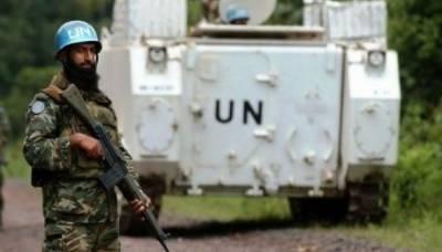 عالمی امن مشن کے دوران جام شہادت نوش کرنے والے پاکستانی اہلکاروں کو اقوام متحدہ میڈل سے نوازا گیا