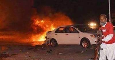 موٹروے ایم 9 پر افسوسناک ٹریفک حادثے میں 6 افراد جاں بحق