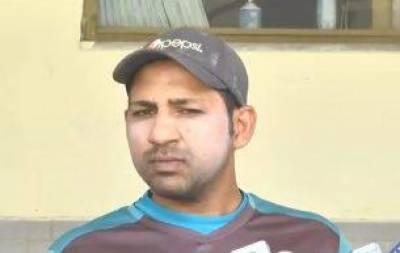 فواد عالم کو سلیکٹ نہ کرنے کا فیصلہ مشترکہ تھا ، سرفراز احمد