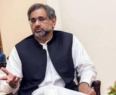 نگران وزیراعظم اور عام انتخابات بارے شاہد خاقان عباسی کی لندن میں اہم گفتگو