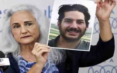 شام میں لاپتہ امریکی صحافی سے متعلق اطلاع پر 10 لاکھ ڈالرز انعام کا اعلان