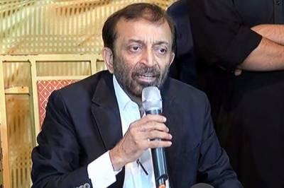 فاروق ستار بہادر آباد رابطہ کمیٹی تحلیل کرنے کے مطالبے سے دستبردار