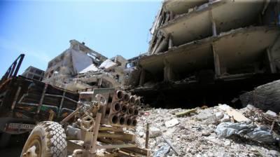 شامی فوج کی جانب سے کوئی کیمیائی حملہ نہیں کیا گیا ، جرمن میڈیا کا دعویٰ