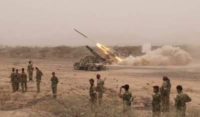حوثی باغیوں کا بیلسٹک میزائل حملہ سعودی فورسز نے ناکام بنا دیا