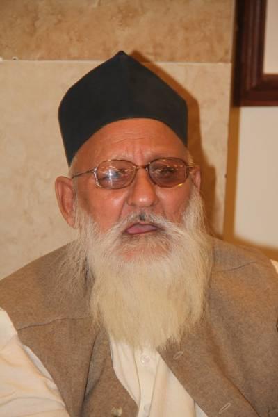 معروف عالم دین سید عطاءالمومن بخاری قضائے الہٰی سے انتقال کرگئے
