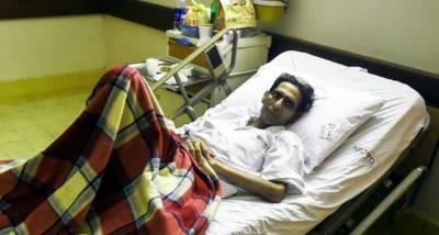 دل کے ٹرانسپلانٹ کیلئے منصوراحمدنے بھارت سے ویزا کی اپیل کر دی