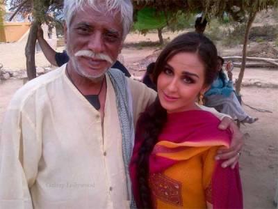 پاکستانی فلم میں کام کرنیوالی مراکشی اداکارہ وائم عمار انتقال کر گئیں