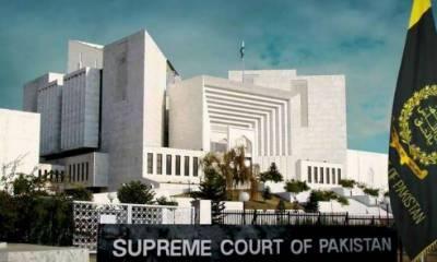 خواجہ آصف کا نااہلی کیس کا فیصلہ سپریم کورٹ میں چیلنج کرنے کا اعلان