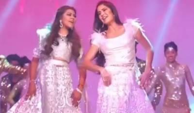 کترینہ اور رنویر کی ڈانس کی ویڈیو سوشل میڈیا پر وائرل