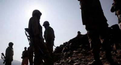 مہمند ایجنسی میں سرحد پار سے دہشتگردوں کا حملہ، سپاہی فرمان اللہ شہید