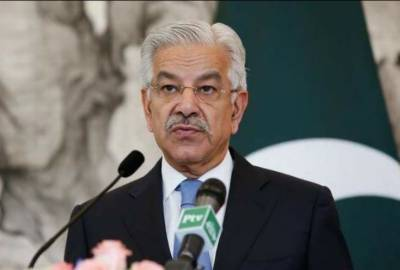 الیکشن کمیشن نے خواجہ آصف کی رکنیت ختم کر دی، نوٹیفکیشن جاری