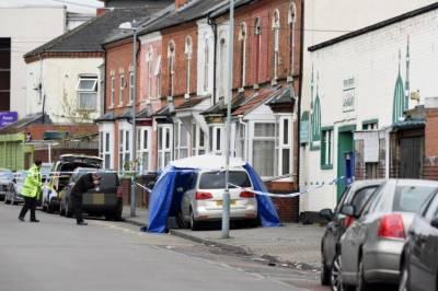 برطانوی شہر برمنگھم کی مسجد کے باہر کار سوار لوگوں کو کچل ڈالا،2 افراد زخمی