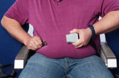 موٹاپے کا شکار افراد جلد بوڑھے ہوجاتے ہیں:تحقیق