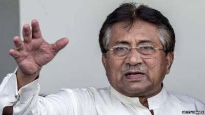سابق صدر پرویز مشرف کا جلد واپس آنے اور عدالتوں کا سامنا کرنے کا اعلان
