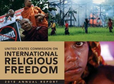 بھارت کی مذہبی آزادی میں مسلسل کمی ، امریکی ادارے کی سالانہ رپورٹ میں انکشاف