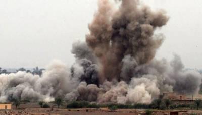 افغان صوبے بلخ میں امریکی فضائی حملے میں 35 طالبان ہلاک