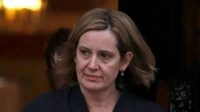 برطانوی وزیرِ داخلہ امبر رُڈ مستعفی ہو گئیں