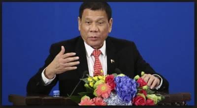 اب اپنے شہری کویت نہیں بھیجیں گے: فلپائنی صدر